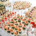 Finger foods buffet là gì? Thực đơn tiệc buffet finger food