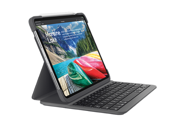 Logitech launches SLIM FOLIO PRO backlit keyboard case for 11-inch and 12.9-inch iPad Pro (3rd Generation)