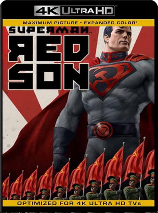 Superman: Hijo Rojo (2020) 4K 2160p UHD [HDR] Latino [GoogleDrive]