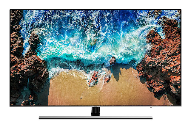 Smart Tivi Samsung 4K 55 inch UA55NU8000KXXV