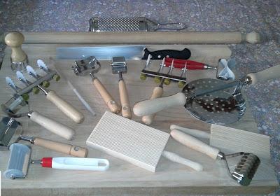 Pasta Tools  | Mama Isa