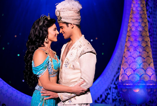 photos - ALADDIN - National Tour: ASU Gammage