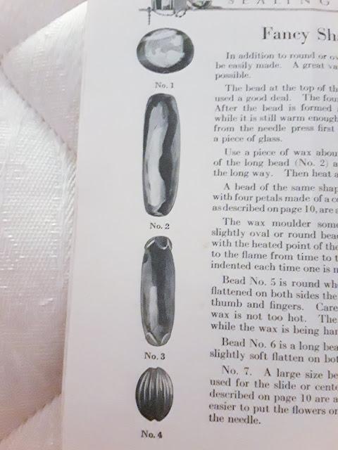 1920s Sealing-Wax Art Jewelry