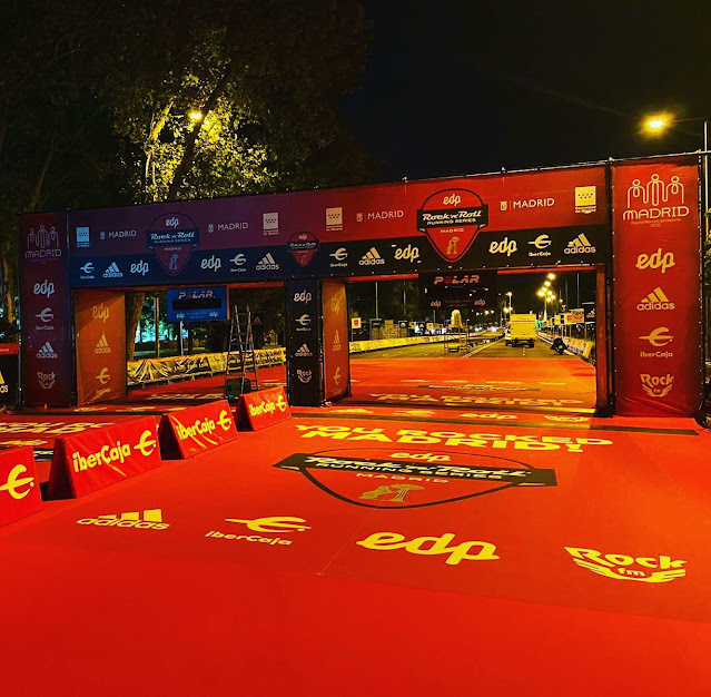 EDP Rock 'n' Roll Running Series Madrid