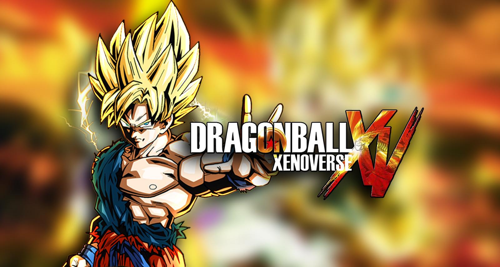 Dragón Ball Xenoverse + Todos Los Dlc's Edition PC Full Español 2017