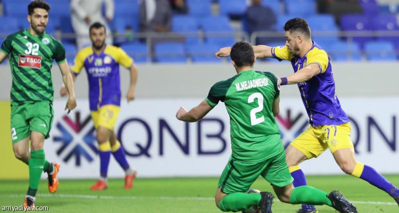 ملخص مباراة النصر وذوب آهن اصفهان اليوم الاربعاء بتاريخ 29-05-2019 دوري أبطال آسيا