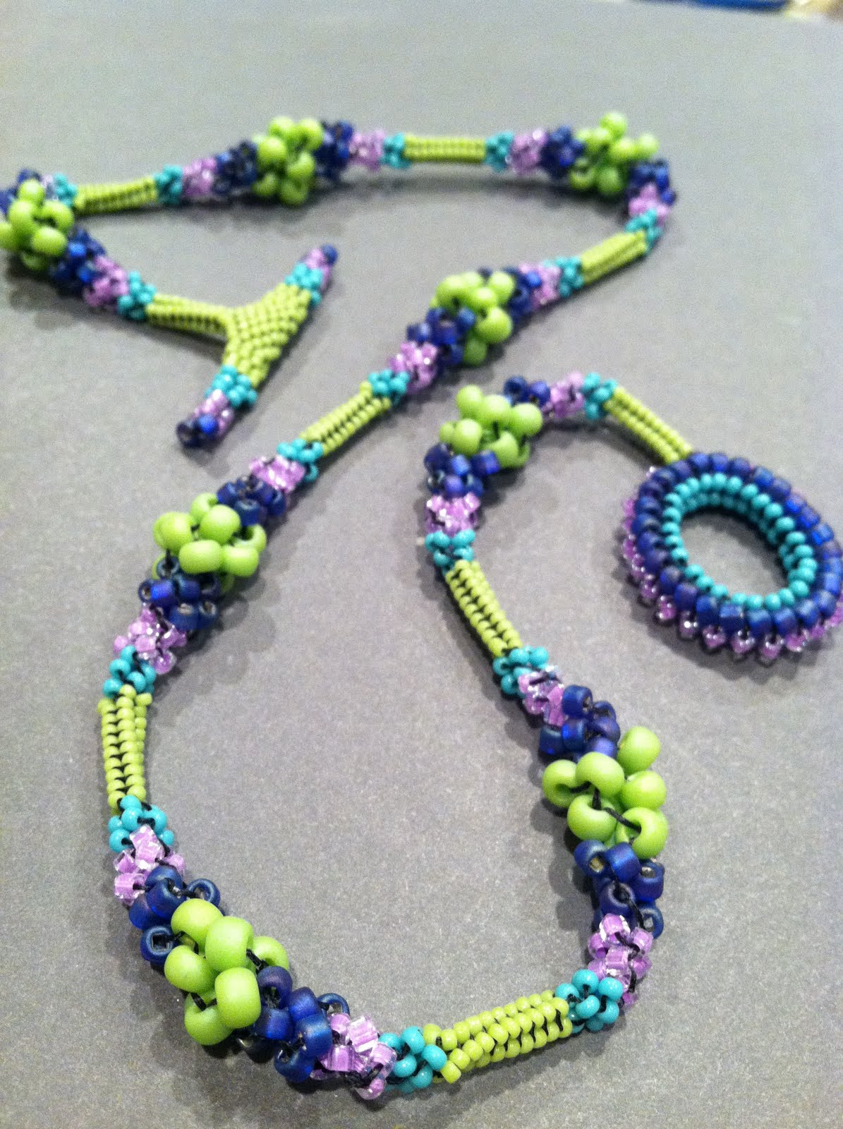 watch tutorial basic beads little replaced a youtube netted adjusted