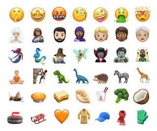 Apple releases iOS 11.1 with shiny new emojis 2018