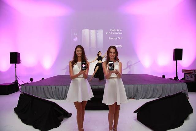 The latest Neffos X1 & X1 Max Smartphone