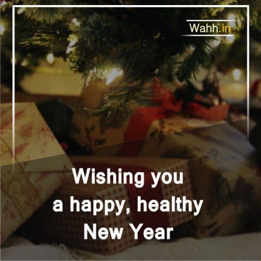 best happy new year wishes in English