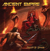 """Ο δίσκος των Ancient Empire """"Priest Of Stygia"""""""
