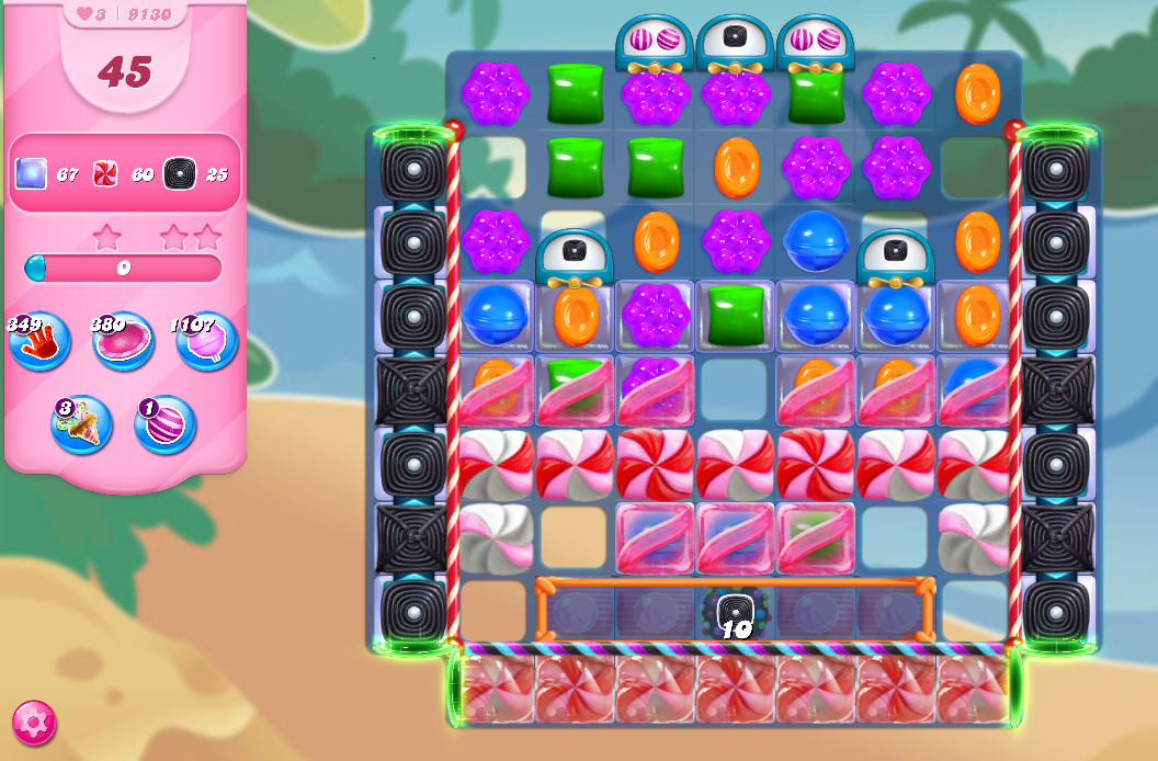 Candy Crush Saga level 9130
