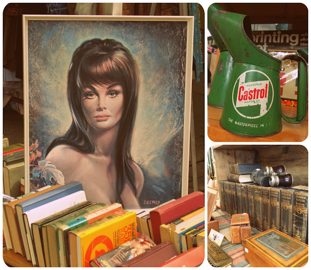 Vintage Vixen: Village Life