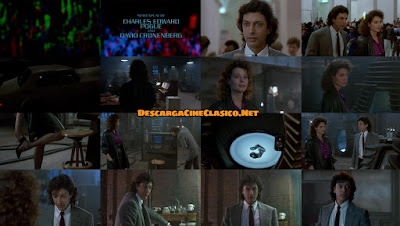 La mosca (1986) The Fly - Capturas