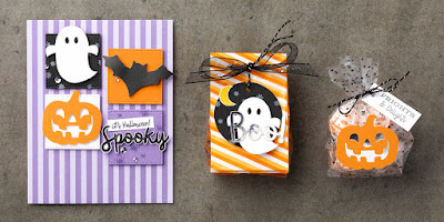 September 2018 Paper Pumpkin: Frights & Delights Alternative Project ~ Stampin' Up!