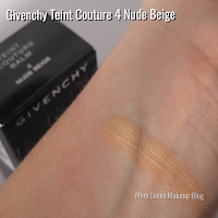 Givenchy Beauty Foundation Swatch