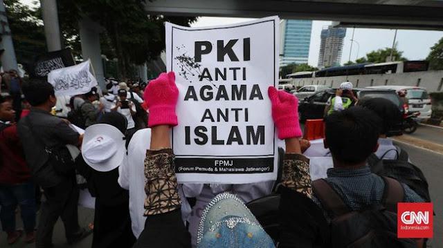 Isu Agama dan Komunis Akan Kembali Ramai 'Digoreng' di Gelaran Pilkada 2018
