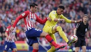 Prediksi Skor Atletico Madrid vs Villarreal 24 Februari 2020