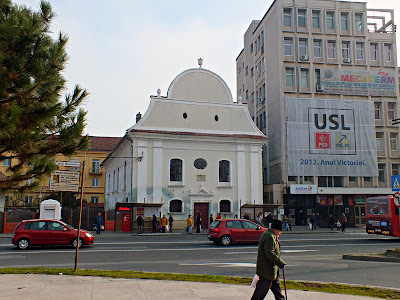 sinagoga alba iulia
