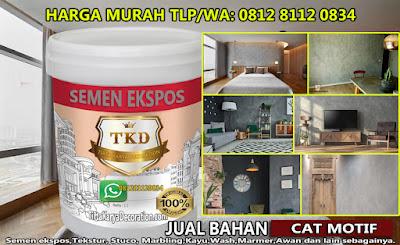 Jual Bahan Cat Motif Semen Ekspos,Tekstur,Stuco,Marbling,Kayu,Wash,Marmer,Awan