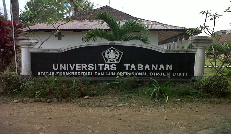 PENERIMAAN MAHASISWA BARU (UNTAB)  UNIVERSITAS TABANAN