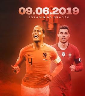 مباشر مشاهدة مباراة البرتغال وهولندا بث مباشر النهائي 9-6-2019 دوري الامم الاوروبية يوتيوب بدون تقطيع