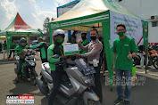 Grab Sukabumi Kembali Melakukan Kegiatan Sosial untuk Mitra