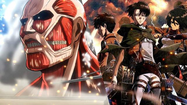 Temporada final de Shingeki no Kyojin se estrenará este año