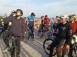 Mahyeldi-Audy Olahraga Bersama untuk Menjaga Kesegaran Pikiran