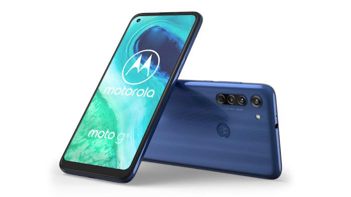 Motorola G8 MAROC