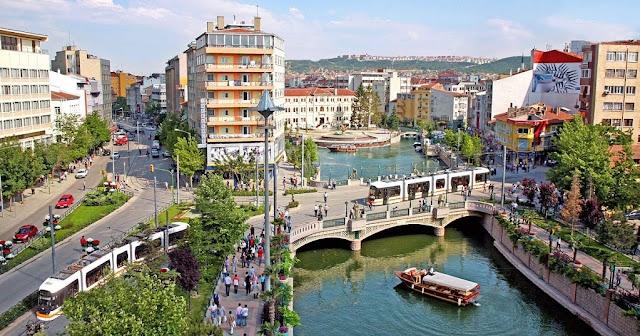 Şanslı ve Güzel Şehir Eskişehir - Güner Yiğitbaşı