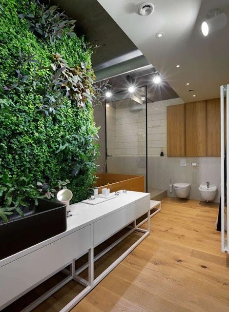 Small Bathroom Design In America