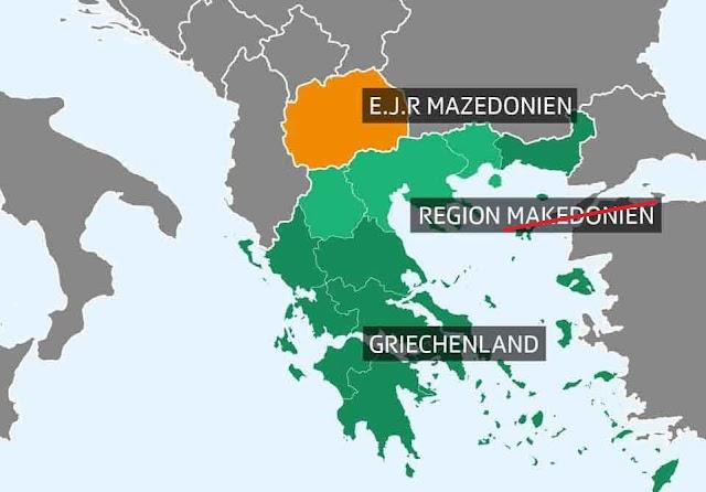 Kein gleichnamiges Mazedonien in Griechenland - Namensstreit ist eine Farce