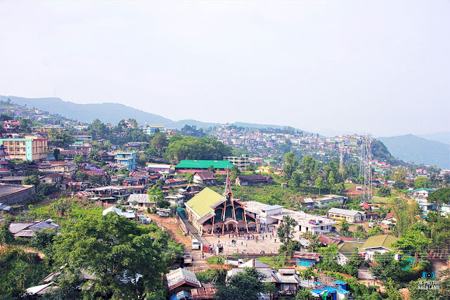 NST Sector -Wokha Town Baptist Church photos