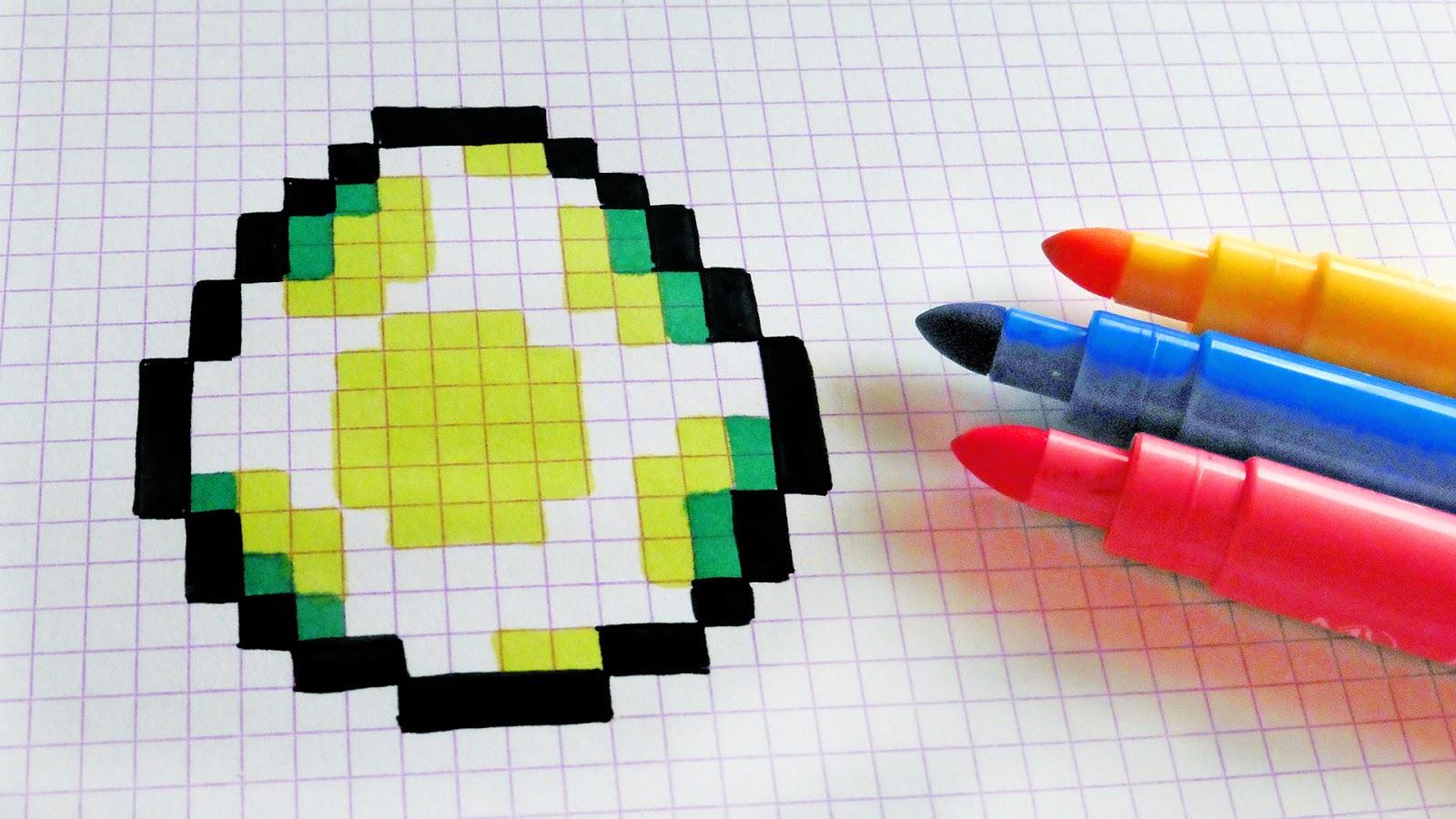 Handmade Pixel Art
