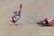 Marc Marquez, Mengenal Highside yang Bikin Kecelakaan di MotoGP Spanyol