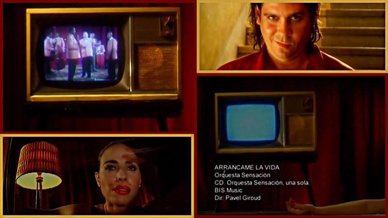 Orquesta Sensación - ¨Arráncame la vida¨ - Videoclip - Dirección: Pavel Giroud. Portal Del Vídeo Clip Cubano