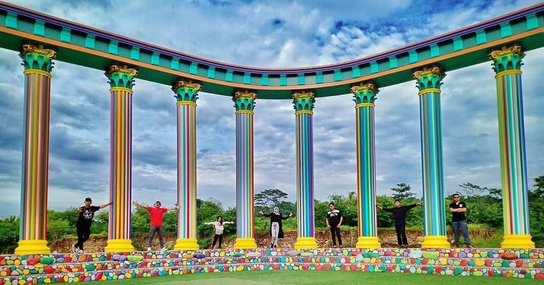 Harga Tiket Masuk Dan Wahana Cikao Park Purwakarta Terbaru Wisata Oke