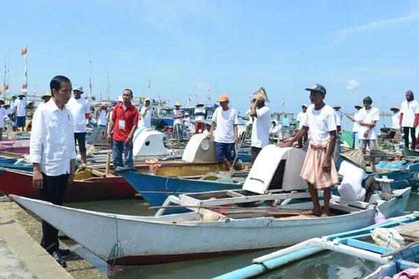 RI akan Kirim Nelayan ke Natuna untuk 'Wujudkan Kehadiran Negara'