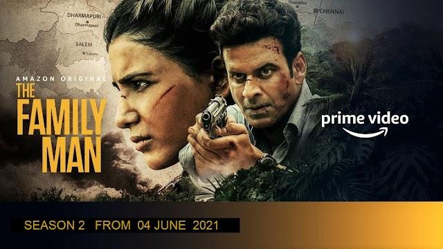 The Family Man S02 2021 x264 720p WebHD Esub Hindi THE GOPI SAHI