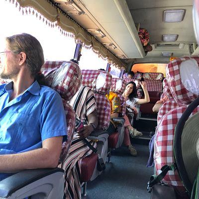 bus en Ghana