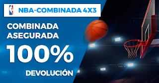 Paston Promoción NBA: Combinada 4x3 100% Devolución hasta 30 noviembre