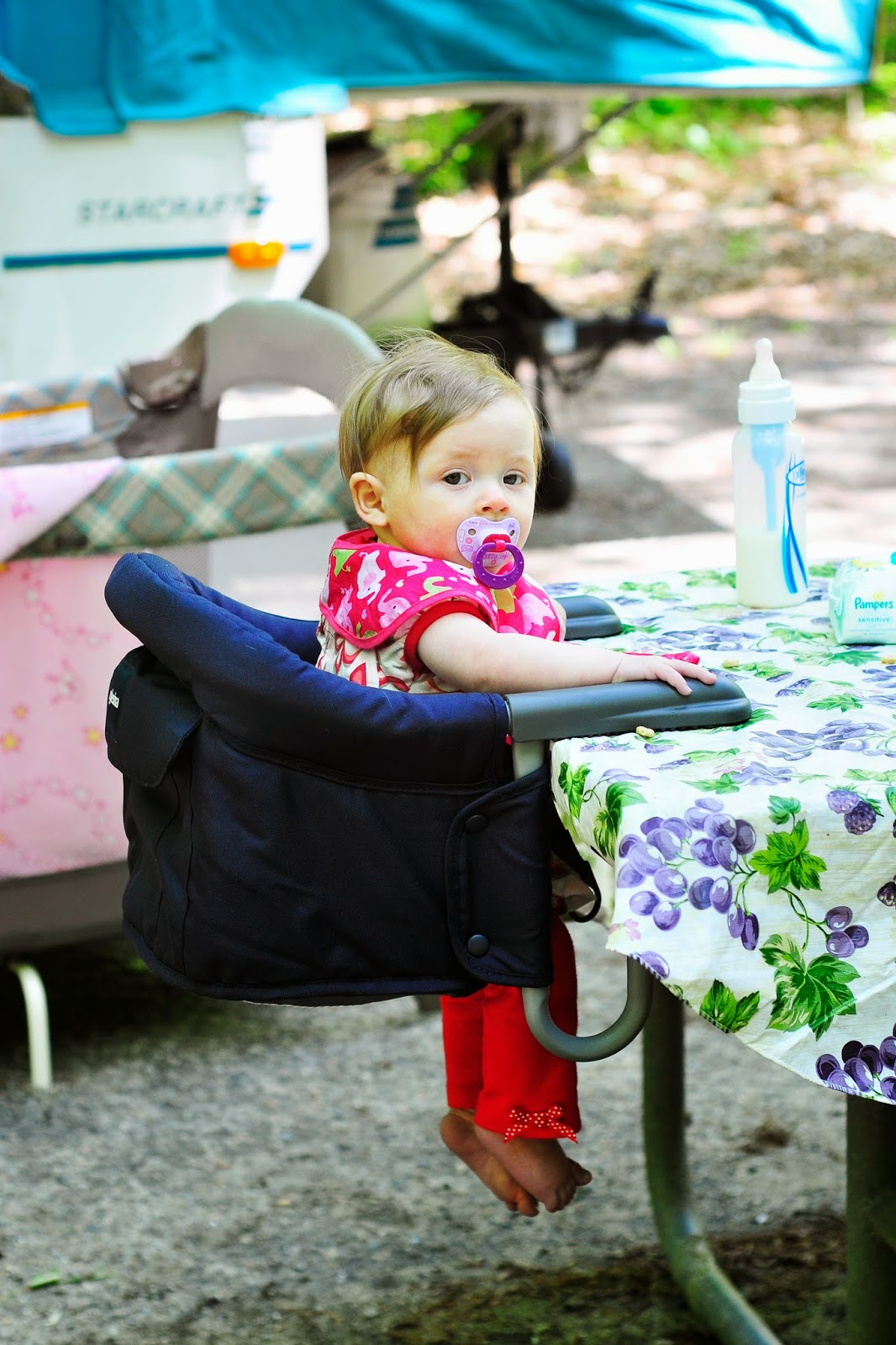 Simply Gourmet 10 Things We Bring When Camping With Baby