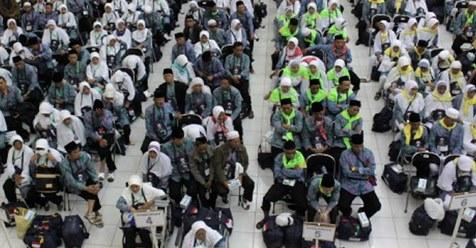 Daerah Ini Telah Tetapkan Calon Haji Yang Daftar Sekarang Akan Berangkat Tahun 2039