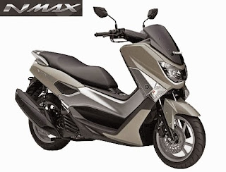 Harga Motor Yamaha N-MAX di Solo
