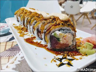 Sushi XL en Nacionsushi