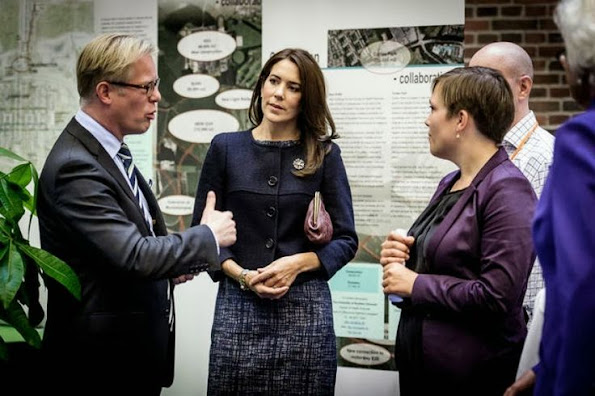 Crown Princess Mary has opened the Hospital+Innovation Congress