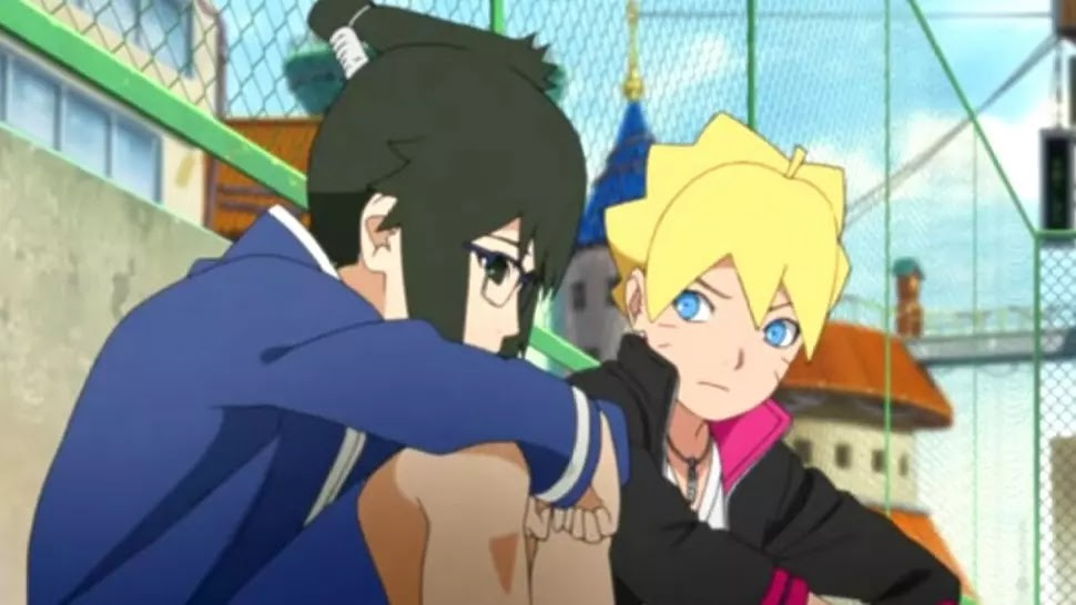 Inikah Genin yang Jadi Beban di Anime Boruto?