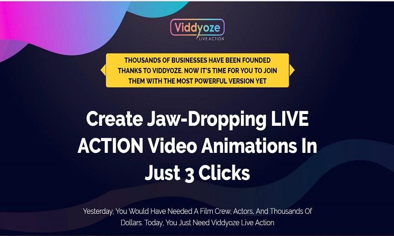 Viddyoze-Live-Action-Review