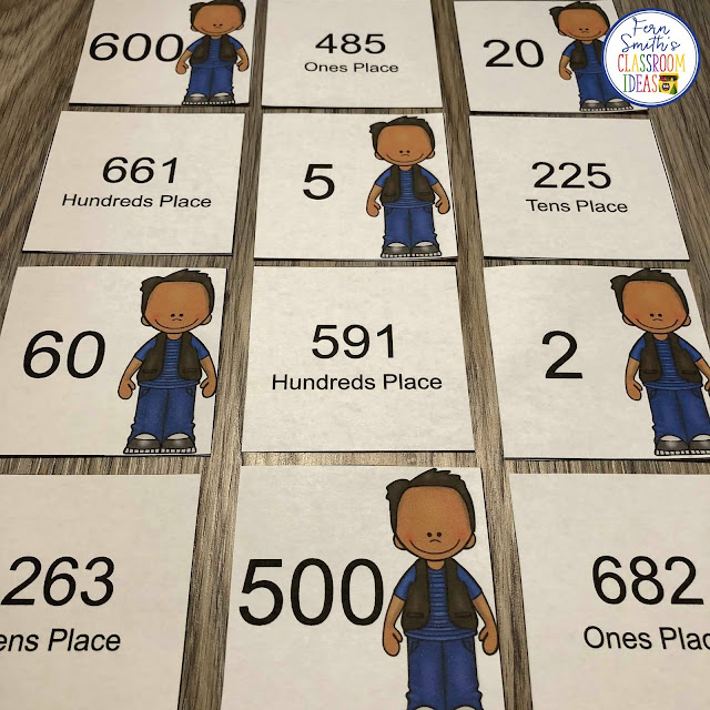 Second Grade Go Math 2.5 Place Value to 1,000